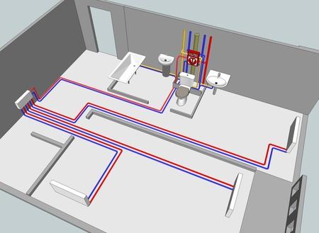 Квартирные станции VALTEC Control Modul