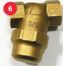 Сетчатые фильтры механической очистки
