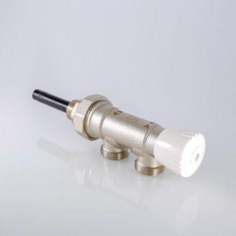Узел инжекторный для подключения радиатора VT.025.N