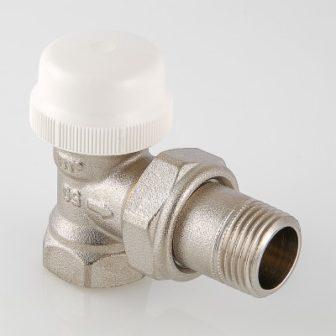 Клапан термостатичний кутовий