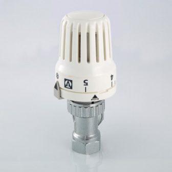 Терморегулятор радіаторний кутовий