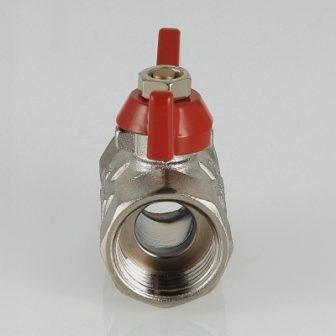 Кран кульовий VALTEC COMPACT