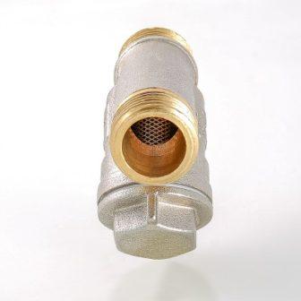 Фильтр механической очистки косой