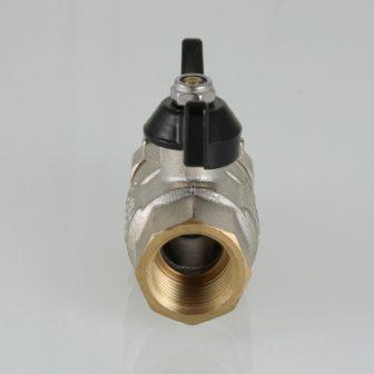Кран кульовий посилений VALTEC PERFECT з напівзгином