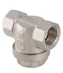 Фильтр механической очистки прямой VT.388.N
