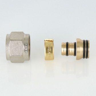 Фітинг колекторний для металополімерної труби VT.4420.NE