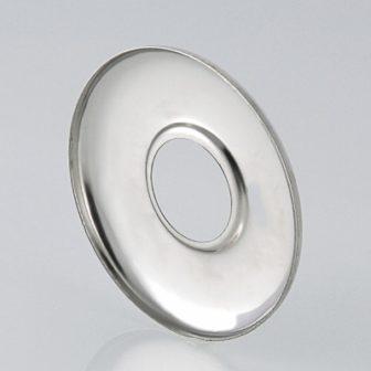 Чашка декоративна хромована