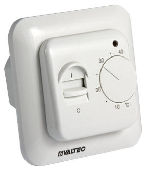 Термостат кімнатний з датчиком температури підлоги