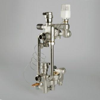 Насосно-змішувальний вузол для теплої підлоги VALTEC COMBI