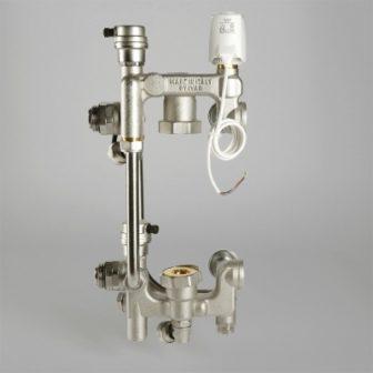 Насосно-смесительный узел для теплого пола VALTEC COMBI.S