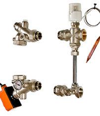 Насосно-смесительный узел для теплого пола VALTEC DUALMIX