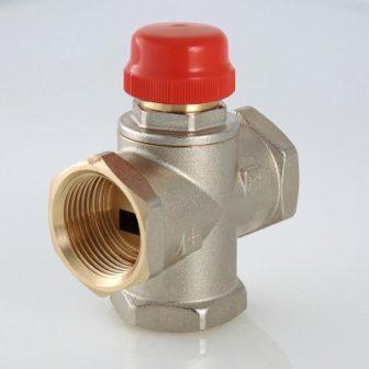 Трехходовой термостатический смесительный клапан VT.MR01.N
