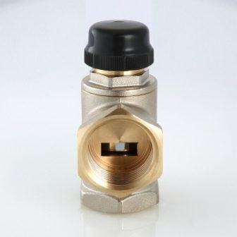 Трехходовой термостатический смесительный клапан VT.MR02.N