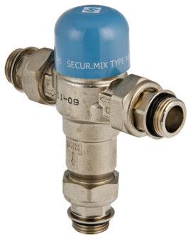 Клапан смесительный THERMOMIX нерегулируемый VT.MT10NR