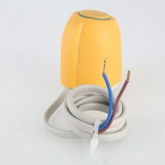 Сервопривод электротермический, нормально открытый