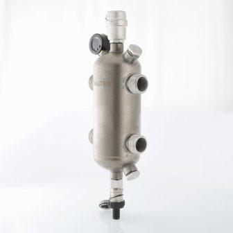 Гидравлическая стрелка из нержавеющей стали VT.VAR05.SS