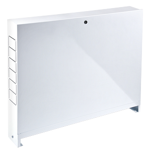 Шкаф коллекторный пристраиваемый увеличенной глубины ШРНГ