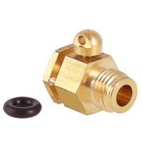 Адаптер для датчика температури лічильника теплової енергії