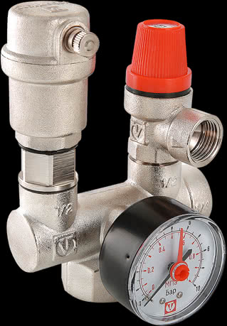 Система водонагрева из нержавеющей стали
