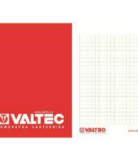 Блокнот A6 VALTEC